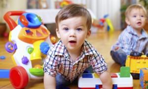 Vaikų priežiūra Anglijoje