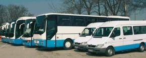 Mikroautobusai nuomai