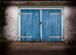 Medinis garažas