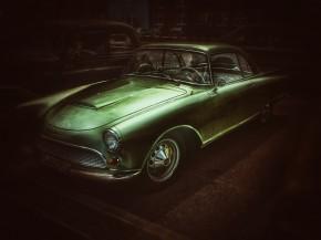 Žalias auto